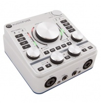 Arturia Audiofuse USB Audio Interface (Silver)