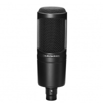 Audio Technica AT 2020 Studio Condenser Microphone