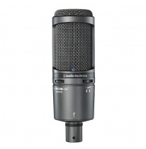 Audio Technica AT 2020 USB+ Studio Condenser Microphone
