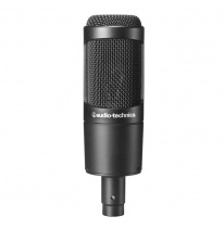 Audio Technica AT 2035 Studio Condenser Microphone (+ Free Pop Filter)