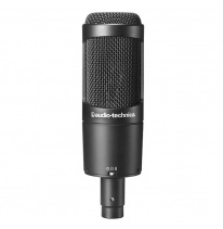 Audio Technica AT 2050 Studio Condenser Microphone (+ Free Pop Filter)