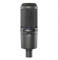 Audio Technica AT 2020 USBi Studio Condenser Microphone (USB / iOS)