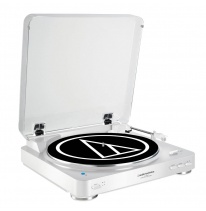 Audio Technica AT-LP60BT White