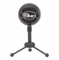 Blue Snowball Studio USB Condenser Microphone (Black)