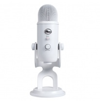 Blue Yeti Whiteout USB Condenser Microphone