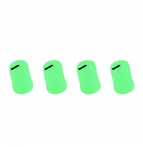 DJ Techtools 90° Knob Set (Glow In The Dark)