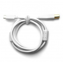 DJ TechTools USB-C Chroma Cable White