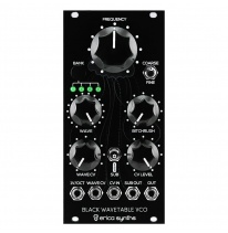 Erica Synths Black Wavetable VCO