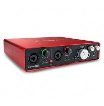 Focusrite Scarlett 6i6 2nd Gen USB Audio Interface
