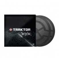 Native Instruments Traktor Butter Rug Slipmats (2 pcs.)