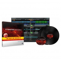 Native Instruments Traktor Scratch Pro 2 Software + Timecode Kit