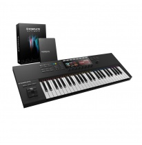 Native Instruments Komplete Kontrol S49 MK2 + Komplete 11 Ultimate