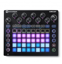 Novation Circuit Groovebox Drum Machine