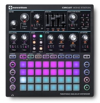 Novation Circuit Mono Station Synthesizer / Sequencer
