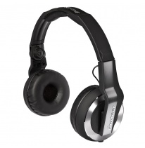 Pioneer HDJ-500-K Headphones (Black)