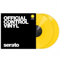 Serato Performance Yellow Vinyl (Pair)