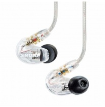 Shure SE215-CL Headphones (Clear)