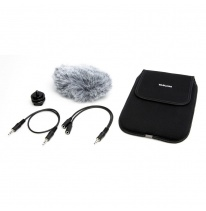 Tascam AK-DR11C Accessory Package for Tascam DR-05, DR-40, DR-100 MK3