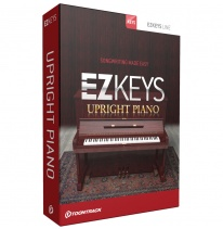 Toontrack EZkeys Upright Piano (Download)