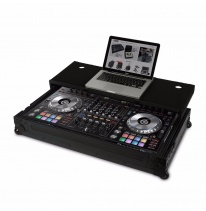 UDG Ultimate Flight Case / Trolley for Pioneer DDJ-RZ / SZ (U91010BL)