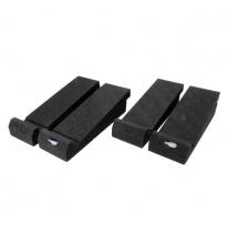 Universal Acoustics Vibro-Pads Speaker Stands (Pair)