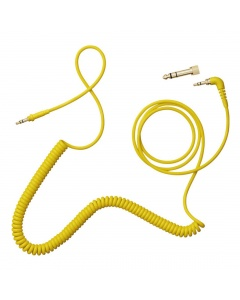 AIAIAI TMA-2 Coiled Cable 1.5m (C09) (Yellow)