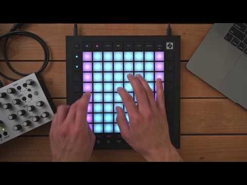 Ableton launchpad projects