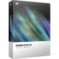 Native Instruments Komplete 13 Select