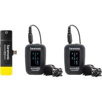 Saramonic Blink 500 Pro B6 (2 to 1) 2,4 GHz wireless system w/USB-C