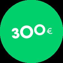 Gift Voucher 300€