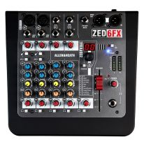 Allen & Heath ZED-6FX Mixer