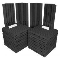 Auralex Acoustics Roominators Project 2 (Charcoal)