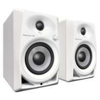 Pioneer DM-40-W (Pair, White)