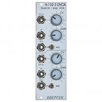 Doepfer A-132-3 Dual Linear/Exponential VCA