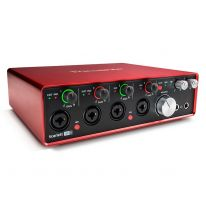 Focusrite Scarlett 18i8 2nd Gen USB Audio Interface