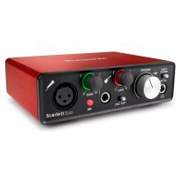 Focusrite Scarlett Solo 2nd Gen USB Audio Interface