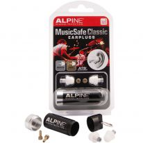Alpine Music Safe Classic Earplugs