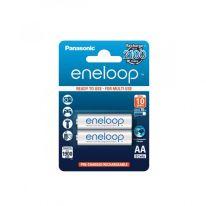 Panasonic Eneloop AA Rechargeable Batteries  (1900 mAh, 2 pcs.)