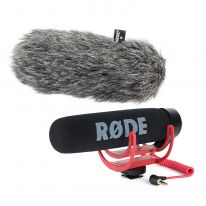 Rode VideoMic Go + Rode Deadcat Go Bundle