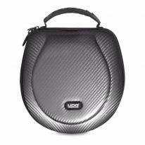 UDG Creator Headphone Case Large Silver PU (U8202SL)