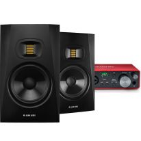 Adam T7V + Focusrite Scarlett 2i2 Bundle