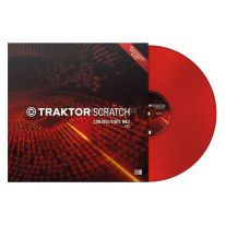 Native Instruments Traktor Scratch Control Vinyl MK2 (Red)