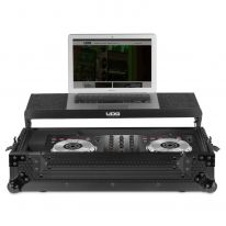 UDG Ultimate Flight Case Pioneer DDJ-400 / DDJ-SB3 MK2 Plus (Laptop Shelf) (U91017BL2)