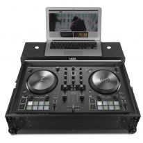 UDG Ultimate Flight Case NI Traktor Kontrol S2 MK3 Black Plus (Laptop Shelf) (U91062BL)