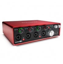 Focusrite Scarlett 18i8 2nd Gen USB Audio Interface