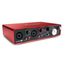 Focusrite Scarlett 2i4 2nd Gen USB Audio Interface