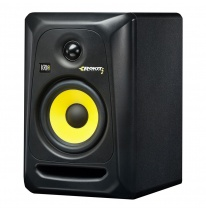 KRK Rokit RP5 G3 Active Nearfield Monitor (Black)