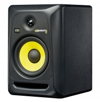 KRK Rokit RP6 G3 Active Nearfield Monitor (Black)
