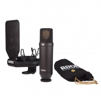Rode NT1-Kit Studio Condenser Microphone
