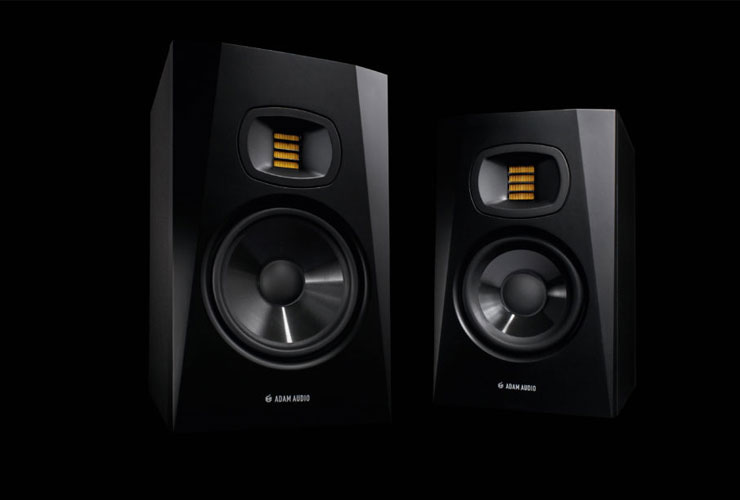 New: Adam Audio T series monitors